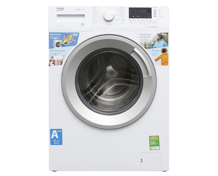 Image Máy giặt Beko Inverter 7 kg WTE 7512 XS0