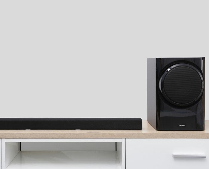 Image Loa thanh soundbar Samsung 2.1 HW-K350 150W