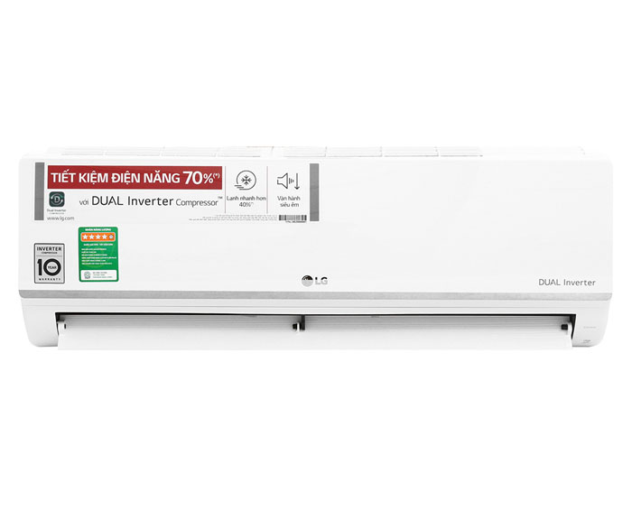 Điều hòa LG Inverter 1 HP V10ENW