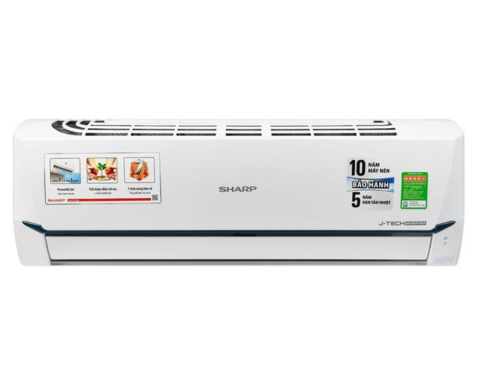 Điều hòa Sharp Inverter 12.000BTU HP AH-X12XEW