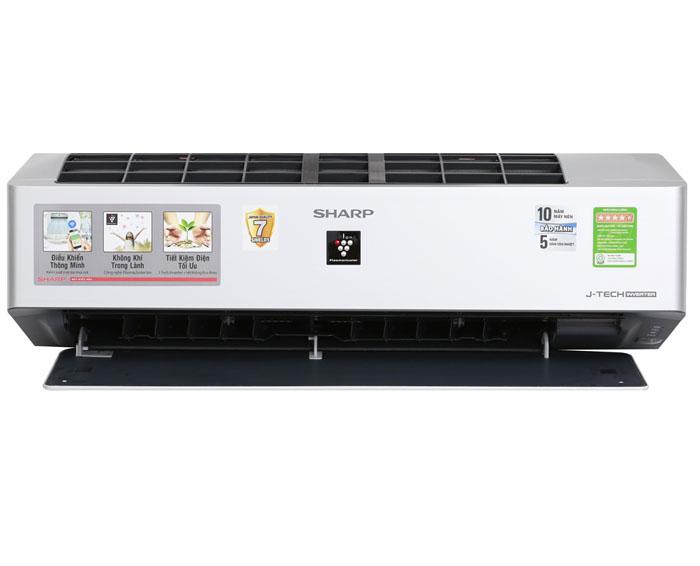 Điều hòa Sharp Inverter Wifi 1 HP AH-XP10VXW