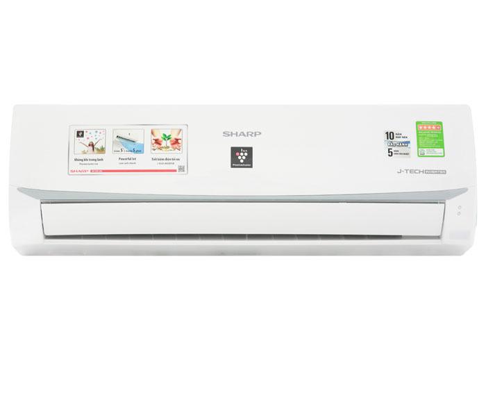 Điều hòa Sharp Inverter 1 HP AH-XP10WMW
