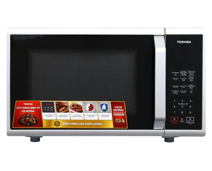 Image Lò vi sóng Toshiba ER-SGS23(S)VN 23 lít