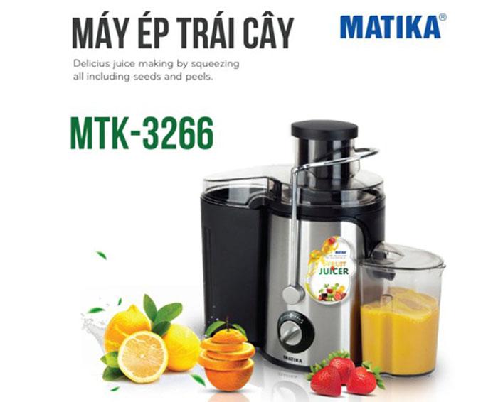 Image Máy ép trái cây Matika MTK-3266