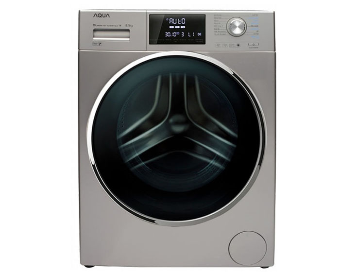 Máy Giặt AQUA 8.5 Kg AQD-DD850E (S)