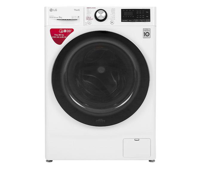 Máy giặt LG Inverter 9 kg FV1409S2W (2020)