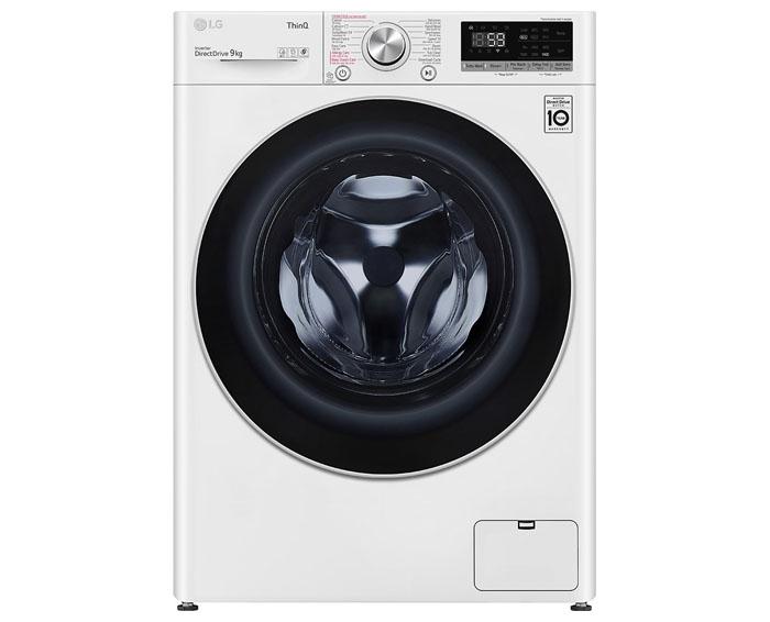 Máy giặt LG AI DD 9kg FV1409S3W
