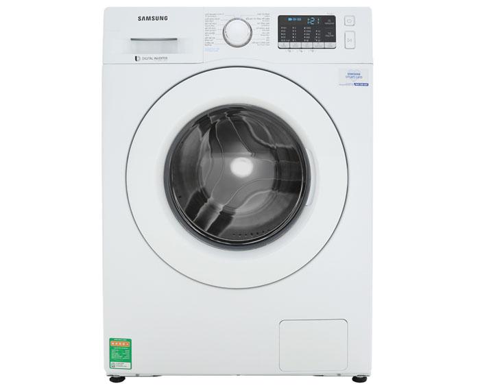 Image Máy giặt Samsung Inverter 8 kg WW80J52G0KW/SV