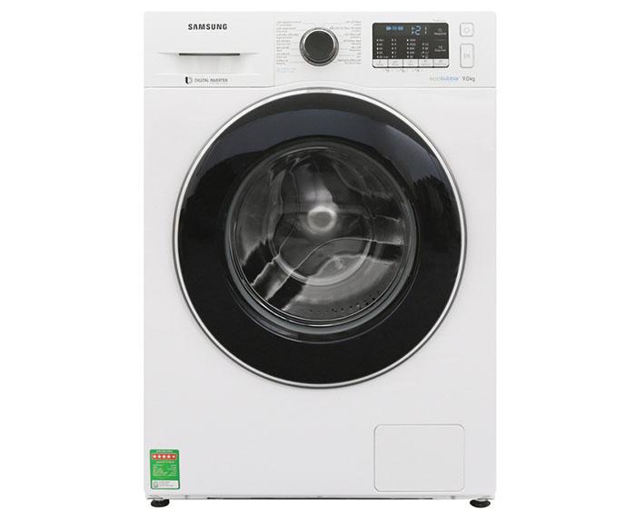 Máy giặt Samsung Inverter 9 kg WW90J54E0BW/SV