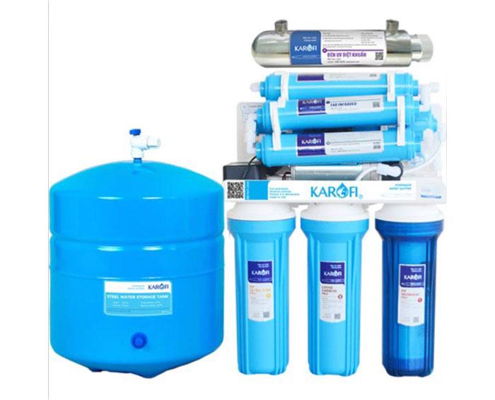 Máy lọc nước karofi không tủ KT-KT90A