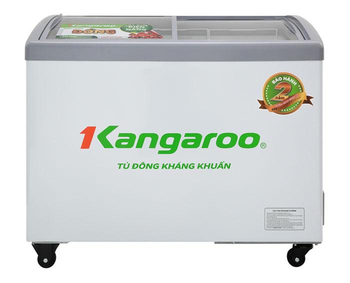 Image Tủ đông Kangaroo 248 lít KG308C1