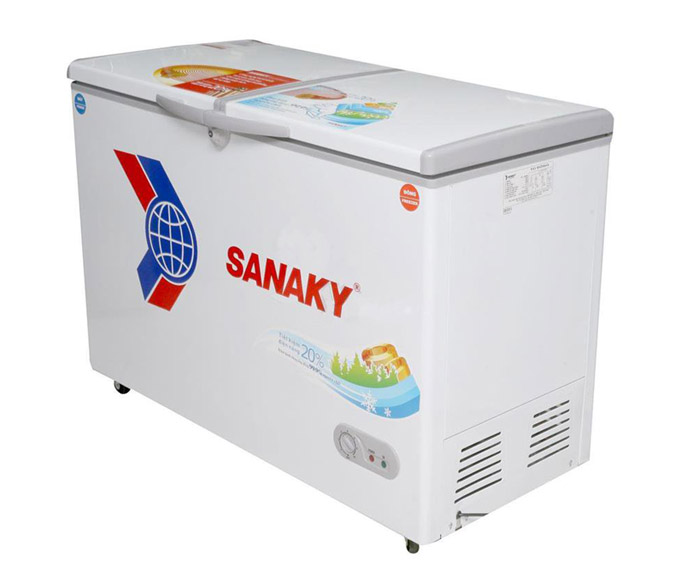 Image Tủ đông Sanaky VH-6699W3 500 lít