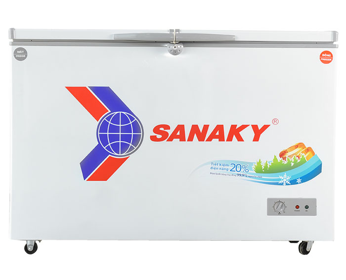 Image Tủ đông Sanaky 260 lít VH-3699W1