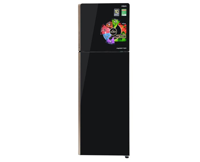 Tủ lạnh Aqua Inverter 270 lít AQR-IG288EN (GB)