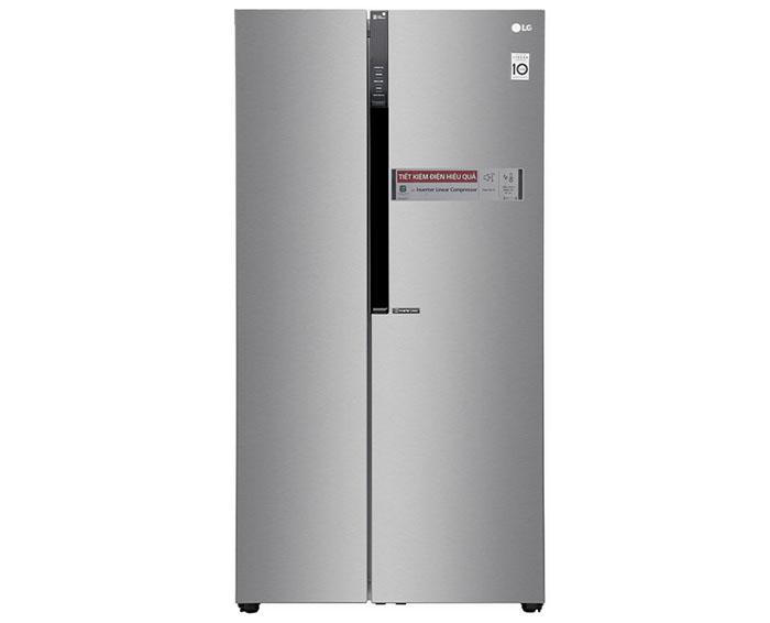 Image Tủ lạnh LG Inverter 613 lít GR-B247JDS