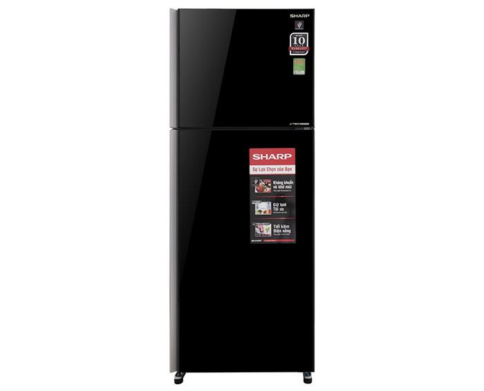 Tủ lạnh Sharp Inverter 364 lít SJ-XP405PG-BK