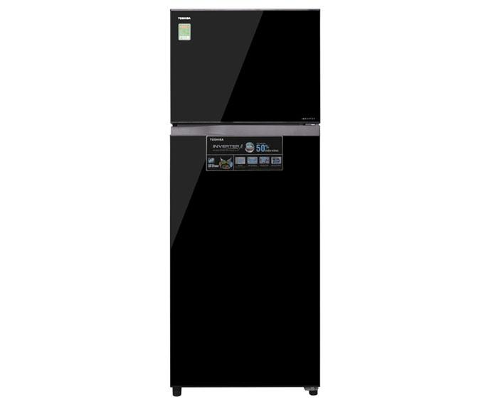 Image Tủ lạnh Toshiba Inverter 409 lít GR-AG46VPDZ XK1